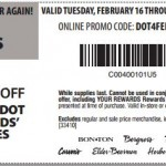 photograph about Carsons Printable Coupons titled carsons29 CouponPark Web site