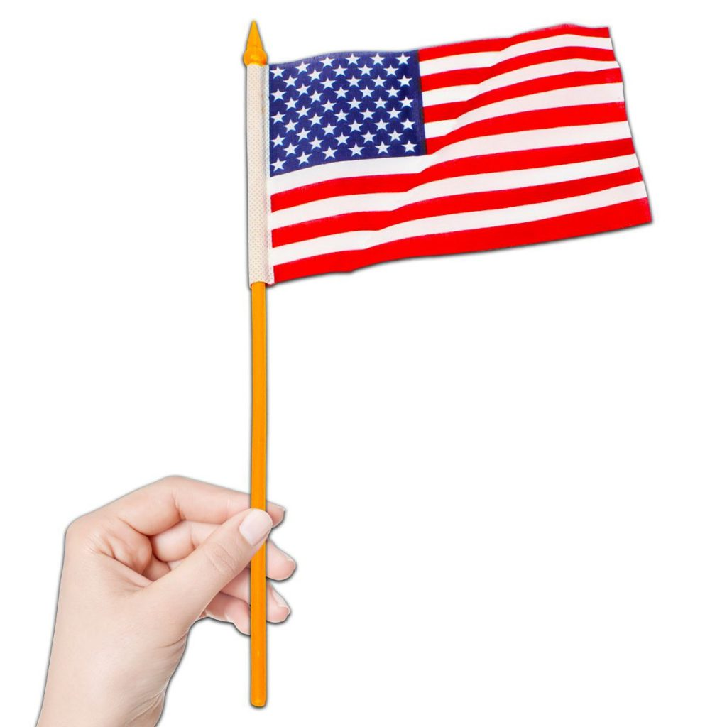 4th July Flag