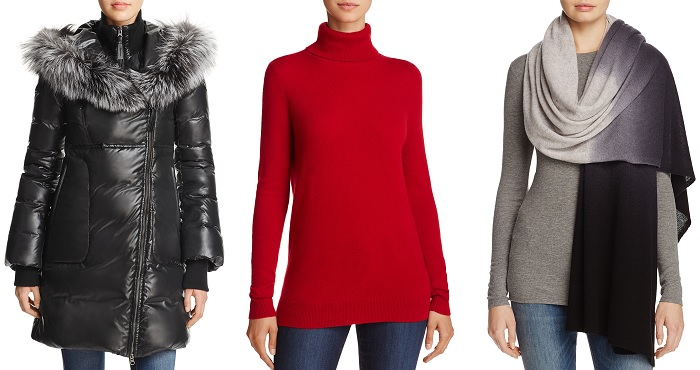 Bloomingdales winter fashion for women